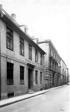 Bild Alte Synagoge Bremen